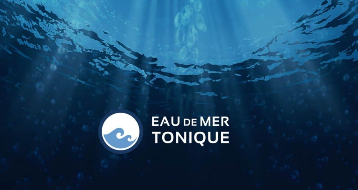 Eau de mer tonique