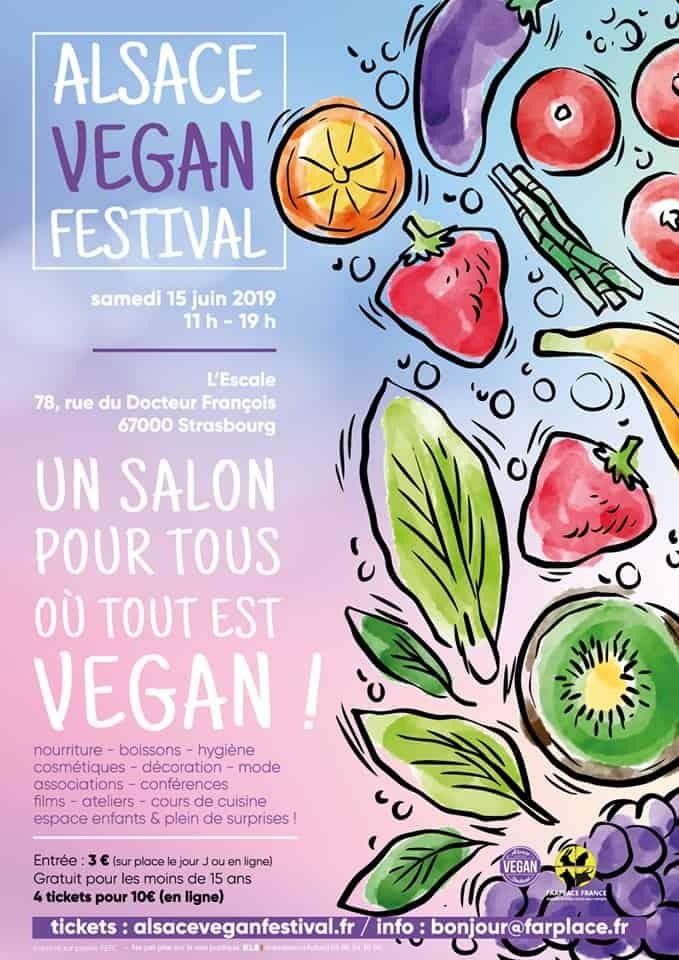 Alsace Vegan Festival 1