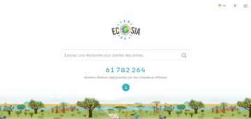 Ecosia - Et toi, tu utilises quel moteur de recherche ?