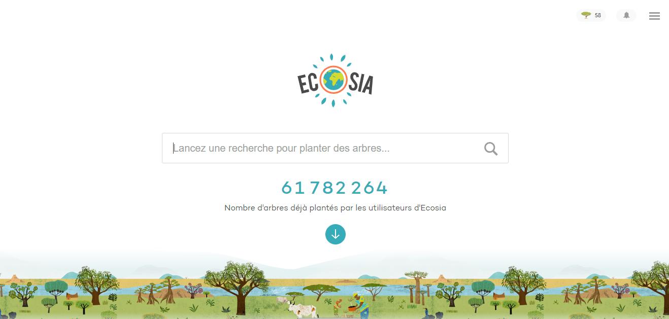 Ecosia - Et toi, tu utilises quel moteur de recherche ? 5