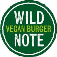 Wild Note vegan burger