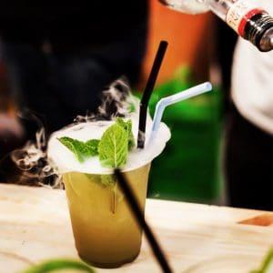 Viva Mojito - Préparation pour cocktail