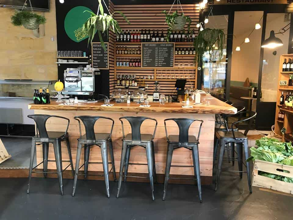 Smart green café