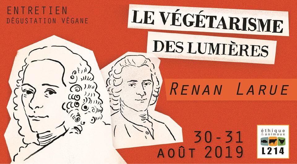 Renan Larue – Le Végétarisme Des Lumières 1