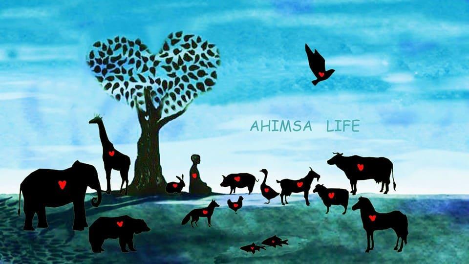 Village Ahimsa Life pour la fin du spécisme 1