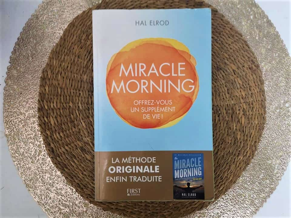 "Livre ""Miracle Morning"" d'Hal Erold 1"
