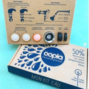 oopla kit economies d'eau