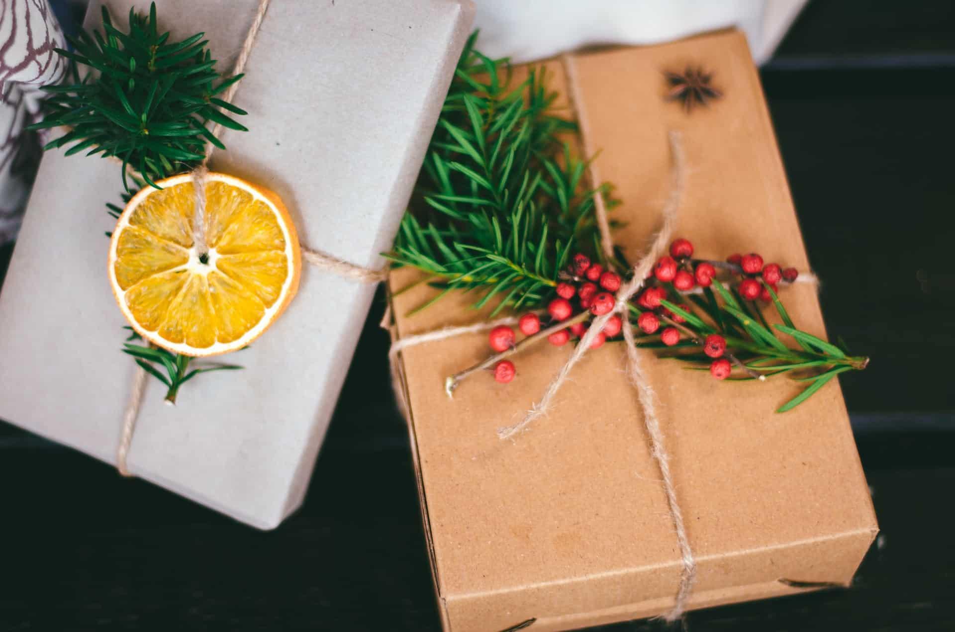Top 10 des idées récup originales pour emballer ses cadeaux 1