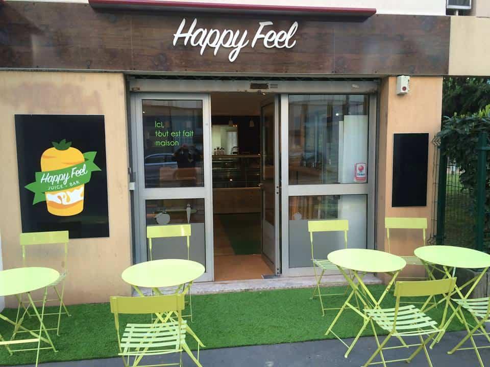 Happy Feel – Lyon 6