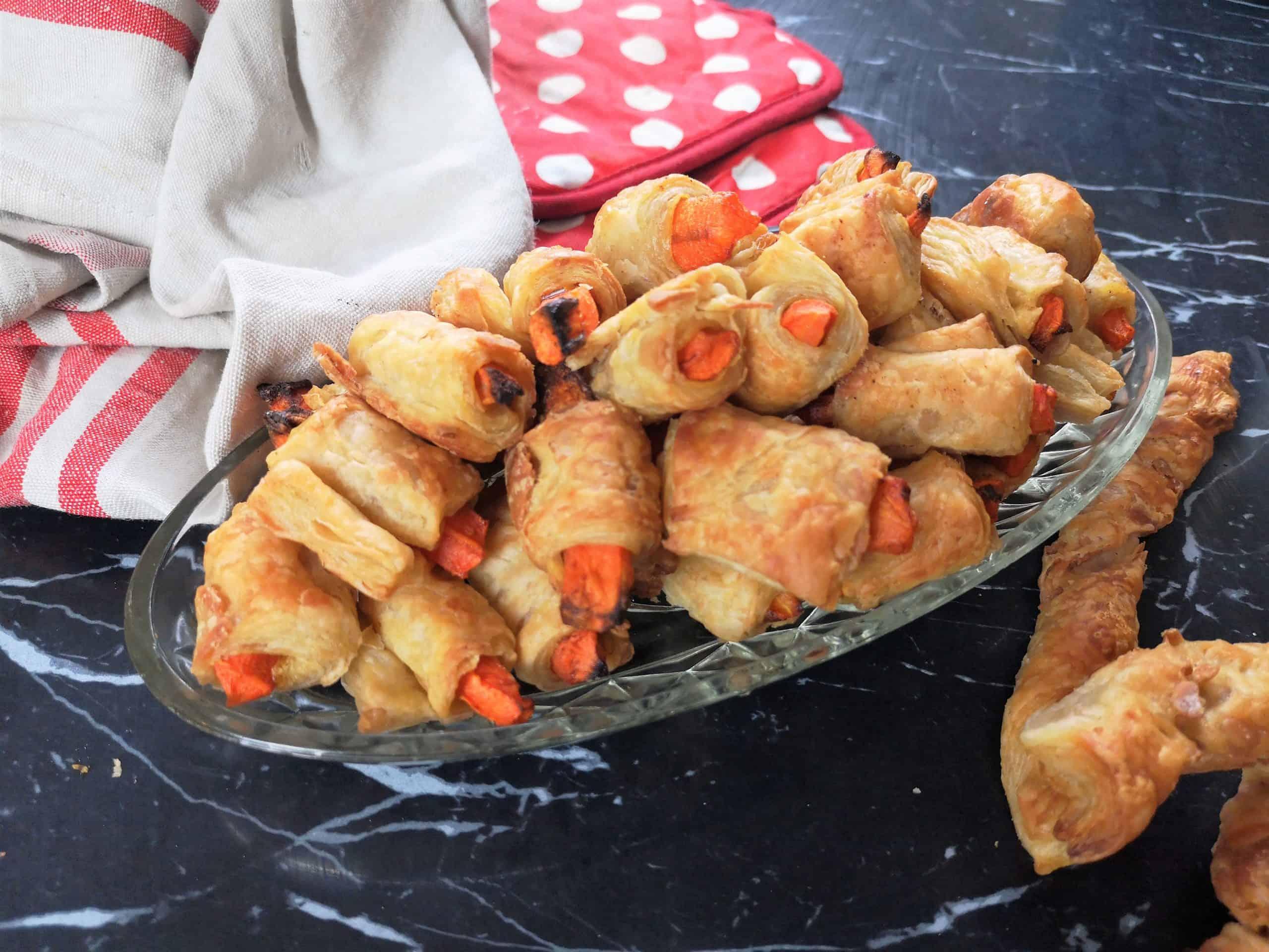 Feuilletés-de-carottes-à-la-moutarde-Idée-apéro-vegan